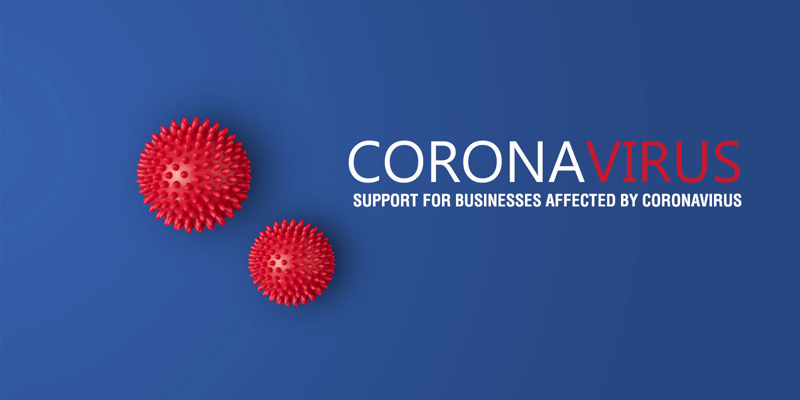 Support for businesses affected by coronavirus